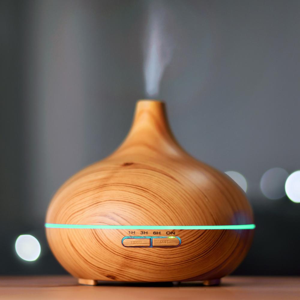 Humidificador agua destilada